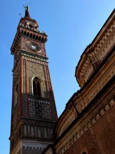 Una torre variopinta….