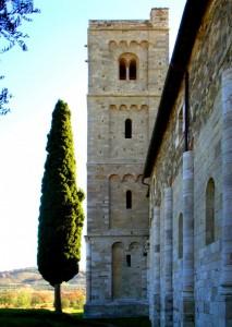 Il cipresso e il campanile