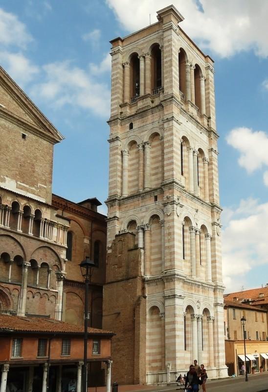 ''Bianco e rosa'' - Ferrara