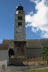 Campanile della chiesa di San Pancrazio