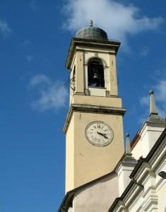 Sant Antonino: il campanile