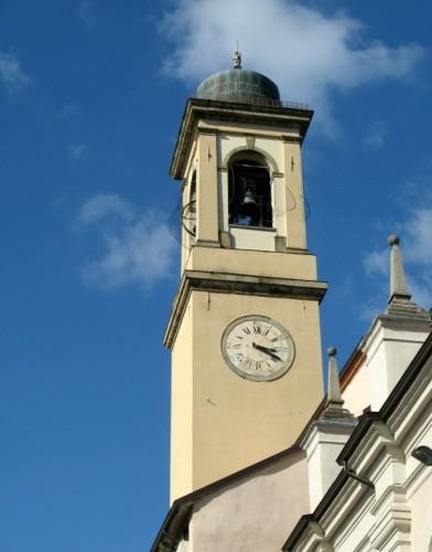 Borgo Val di Taro - Sant Antonino: il campanile
