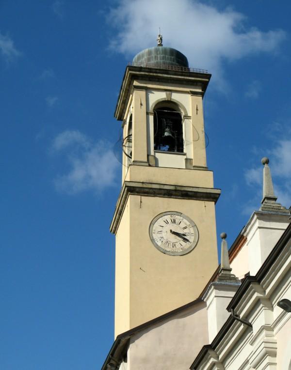 ''Sant Antonino: il campanile'' - Borgo Val di Taro