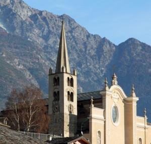 Parrocchiale di San Pietro a Chatillon, Valle d'Aosta