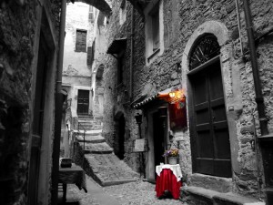 rosso chic…