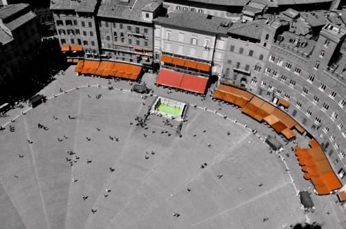 Siena - La Conchiglia.....