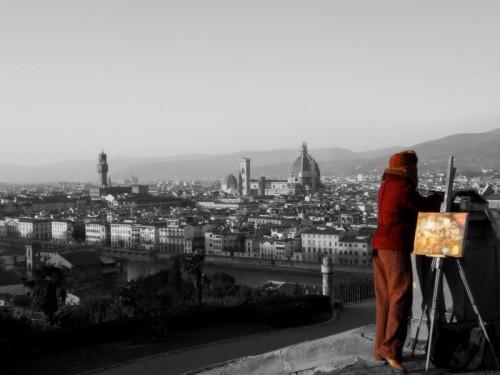 """Firenze - """"Chi ben comincia...è a metà dell'opera"""""""