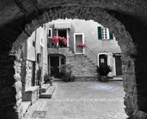 Un angolo di Liguria