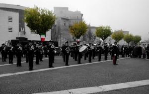 La Banda dei Carabinieri in piazza