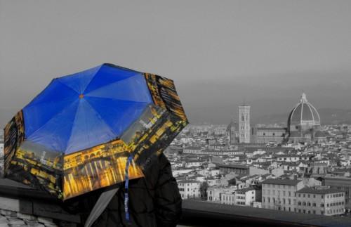 Firenze - Con la pioggia o con il sole.....