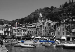 Blu in Portofino