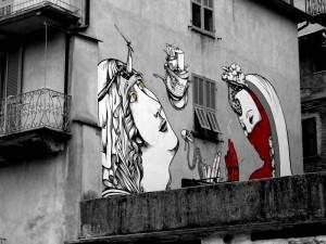murales….