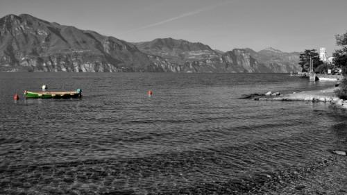 Torri del Benaco - ..e la barca tornò sola..