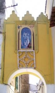 Edicola dell'arco di S. Michele