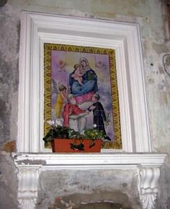 Sotto l'antica porta longobarda