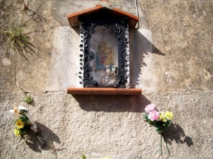 La Vergine con Bambino.