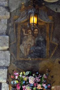 la Madonna di piazza Erbe