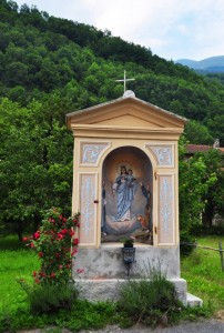 Madonna col Bambino tra San Rocco e San Giuseppe