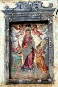 Maria tra gli Angeli…