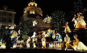 Presepe di Emanuele Luzzati: la magia del Natale