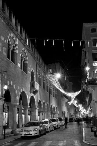 Verona - luci al Mercatorum
