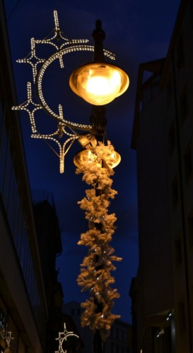 Padova - Attorno al lampione