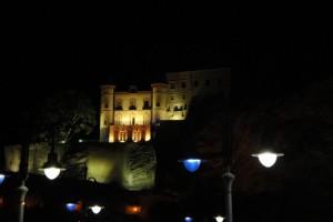 C'era una volta un grande castello fatato…