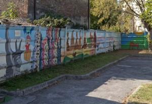 A scuola di murales