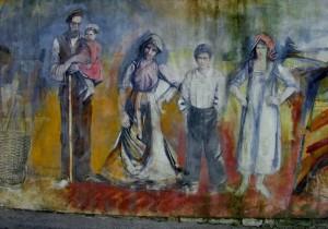i murales di cibiana 1