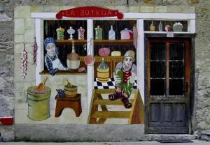I murales di Cibiana 3