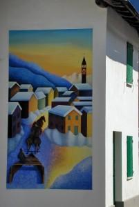 I murales di Cibiana 4