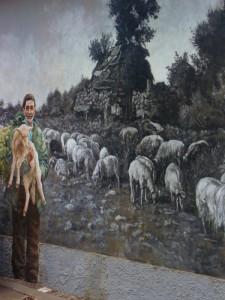 la pastorizia