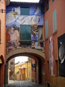 Il muro dipinto