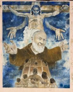 Laudato sii mio Signore per averci dato Padre Pio.( i devoti di Ciminna )