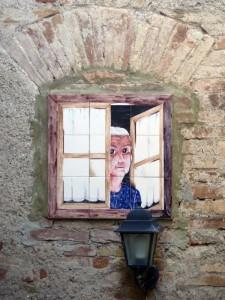 Affacciati alla finestra amore mio…