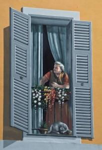 affacciati alla finestra…