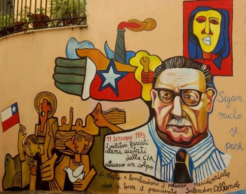 Orgosolo - dedicato a Salvador Allende