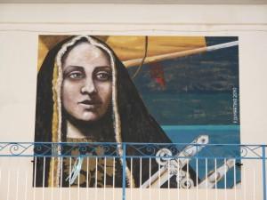 Madonna al balcone