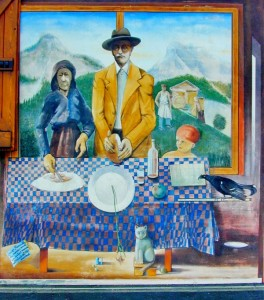I murales di Cibiana 5