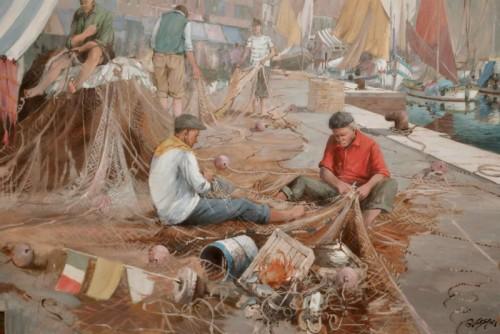 Cesenatico - I pescatori