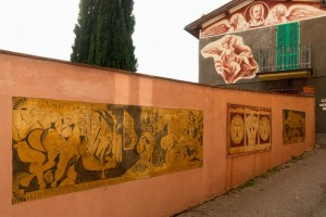 S …. graffiti a Casoli