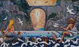Sirena e il re del mare