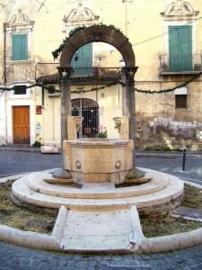Pozzo di Piazza Federico II