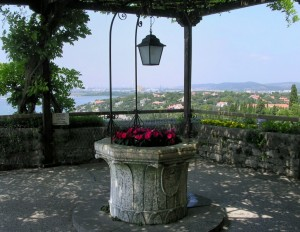 Floreale e panoramico