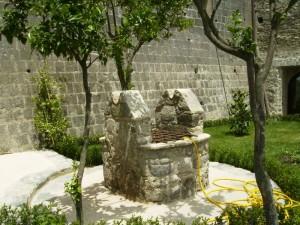 pozzo nel castello