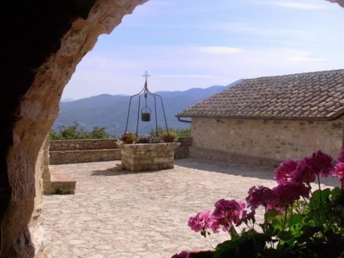 Narni - Nel Convento del Sacro Speco
