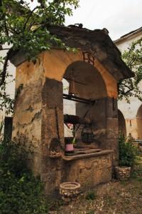 nel convento di San Francesco