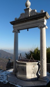 Su al Sacro Monte!