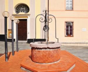 Pozzo di piazza Gilberto Govi