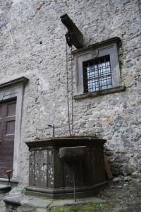 Pozzo del castello Orsini-Odescalchi